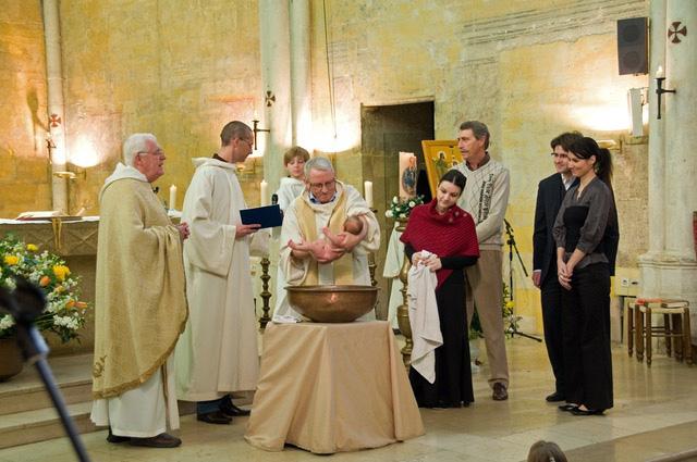 Saint-Jean-de-Malte Baptême